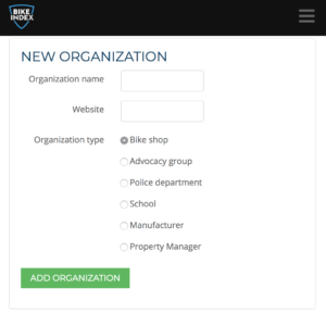 How to register bikes in your bike shop | Bicycle Security Advisors